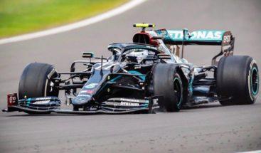 Valtteri Bottas consigue la pole en el Gran Premio 70 aniversario