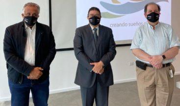 CRESO y MIDEREC seguirán de la mano cuando Camacho asuma como como Ministro de Deportes