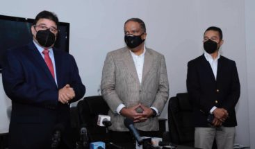 Díaz y Camacho coordinan transición en el Ministerio de Deportes