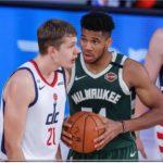 NBA suspende a Giannis Antetokounmpo por 1 juego tras dar cabezazo a Moritz Wagner