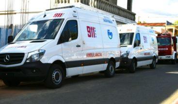 Un muerto y cuatro heridos durante accidente en autopista Duarte