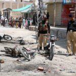 Seis muertos y 24 heridos en atentado con bomba en un mercado en Pakistán