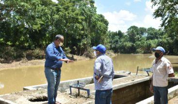 Director ejecutivo del INAPA supervisa sistemas afectados por tormenta Isaías