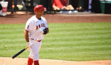 Albert Pujols dispara Grand Slam contra los Astros de Houston