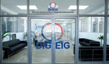 DIGEIG insiste no recibió formalmente de DGCP informe sobre RD11.5 MIL MM para asfalto
