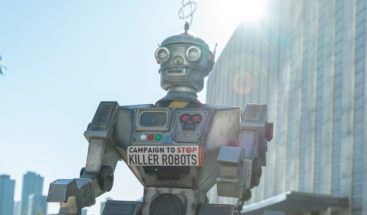 Campaña Stop Robots Asesinos llama a un tratado global contra armas autónomas