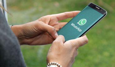 WhatsApp como medio de pago