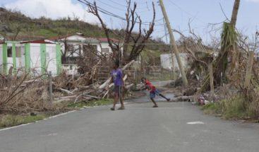Niños, niñas y adolescentes de América vulnerables ante huracanes y COVID-19