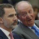 Felipe VI pactó en un encuentro con Juan Carlos I su salida de España