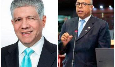 Eduardo Estrella y Alfredo Pacheco recomendados para presidir Senado y Cámara de Diputados
