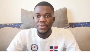 Luisito Pie libre de COVID-19, el medallista olímpico habla con SIN