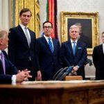 Trump quiere que Israel y EAU firmen su acuerdo diplomático en la Casa Blanca