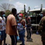 Muere una migrante haitiana varada en un albergue de Panamá