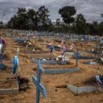 Brasil supera las 97,000 muertes y los 2,85 millones de casos por COVID-19