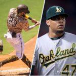 Los dominicanos Fernando Tatis Jr y Frankie Montas, los mejores de la semana en MLB