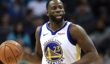 NBA multa a Draymond Green con 50 mil dólares