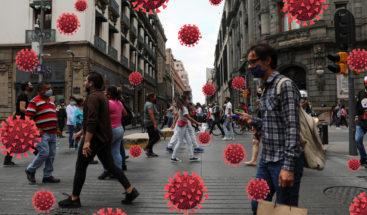 Encuentran coronavirus en el aire a casi 5 metros de un paciente