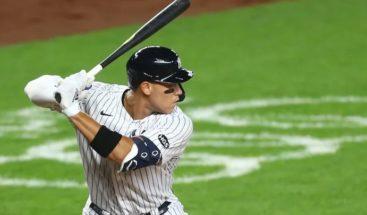 Aaron Judge jonronea por quinto partido seguido e iguala récord de Alex Rodríguez en los Yankees