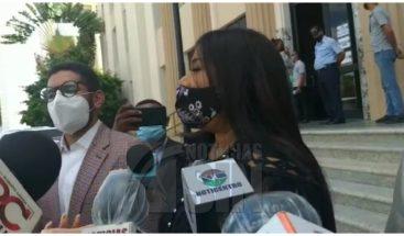 Ex pareja de David Ortíz exige no sean archivadas demandas interpuestas contra el padre de su hijo