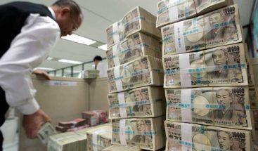 Japón registró un superávit corriente de 1.267 millones de euros en junio