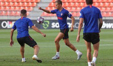 Atlètico de Madrid anuncia dos positivos  de Coronavirus