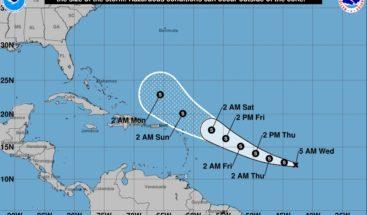 Depresión tropical número 11 amenaza la región del Caribe