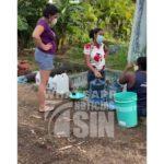 Residentes en el Pablo Mella Morales denuncian falta de agua potable
