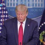 Evacuan a Trump por tiroteo cerca de la Casa Blanca
