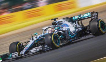 Hamilton consigue la pole en el Gran Premio de Silverstone