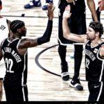 Bucks caen Nets y siguen no pueden asegurar el primer puesto en la conferencia este de la NBA