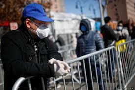 Experta de la Casa Blanca dice que virus en EEUU golpea zonas urbanas y rurales