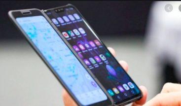 Samsung dota de pantalla de vidrio al sucesor de su primer móvil plegable