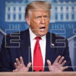 Jefe de gabinete de la Casa Blanca descarta se retrasen elecciones en EE.UU.