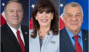 Trump anuncia delegación de EEUU para toma de posesión de  Luis Abinader