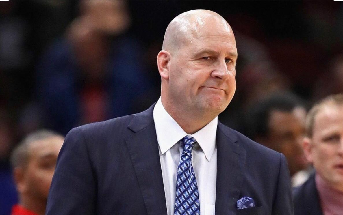 Los Bulls de Chicago despiden al dirigente Jim Boylen