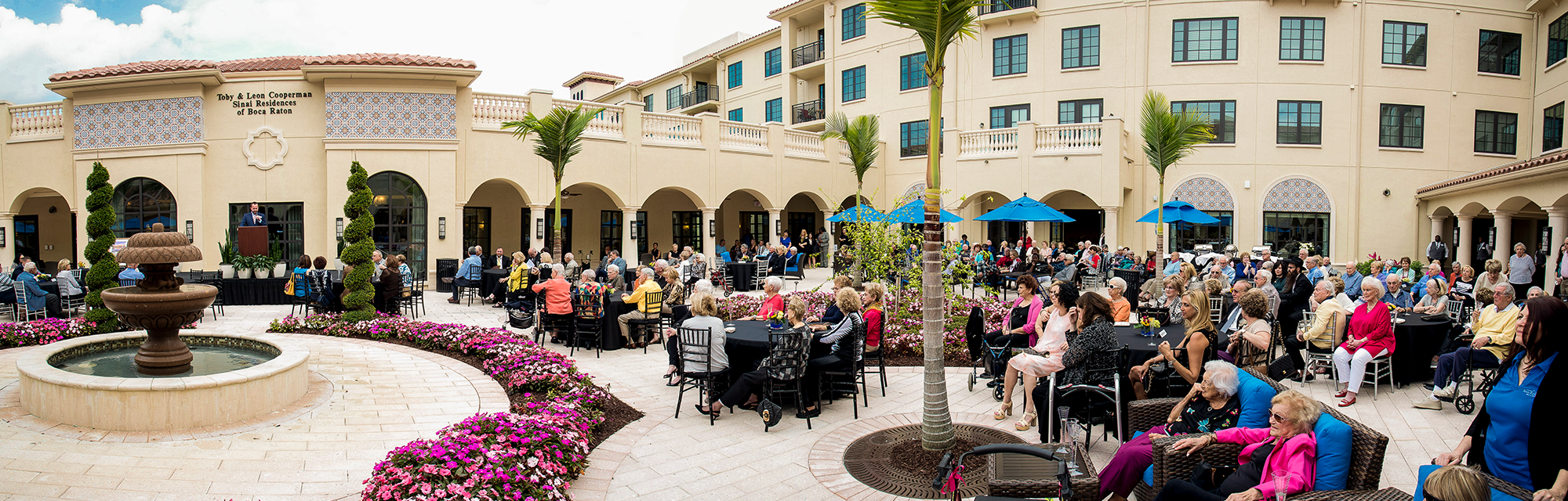 About Sinai Residences of Boca Raton
