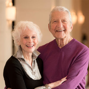 Mikki and Sherman Cohen moved here from Boynton Beach in 2016