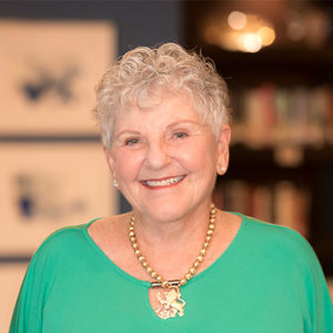 Dorothy Wizer moved here in 2016 and is an active member of the Federation board.