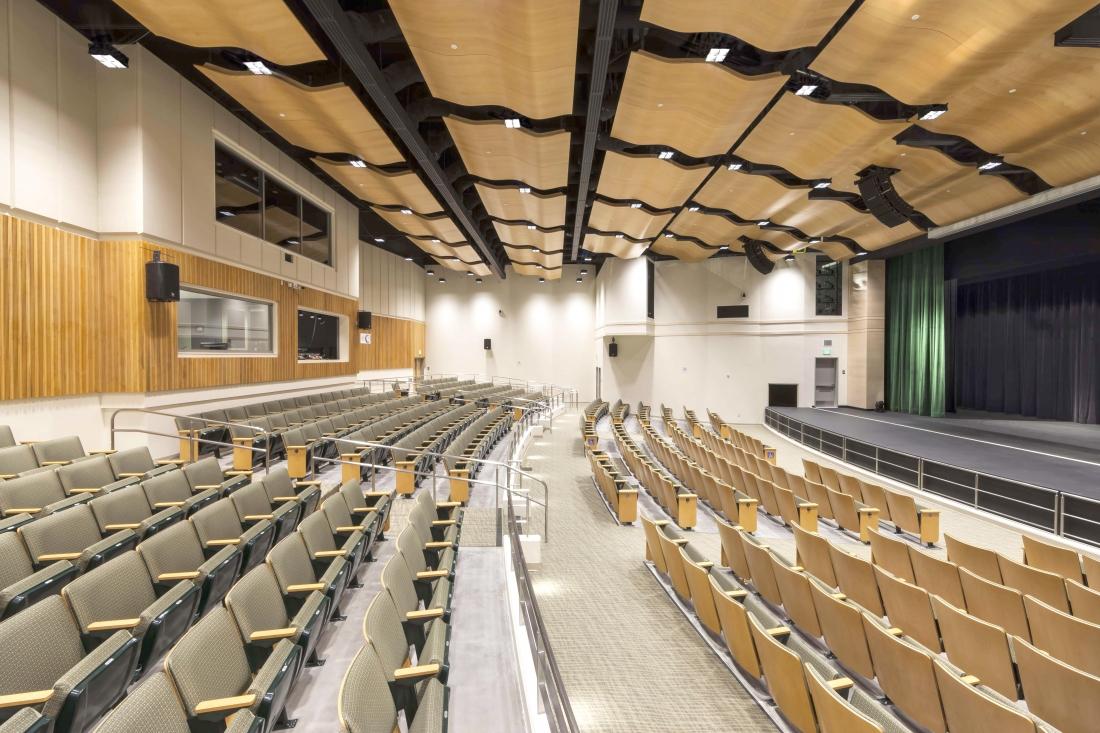 Costa Mesa High School Performing Arts Center | Sinanian