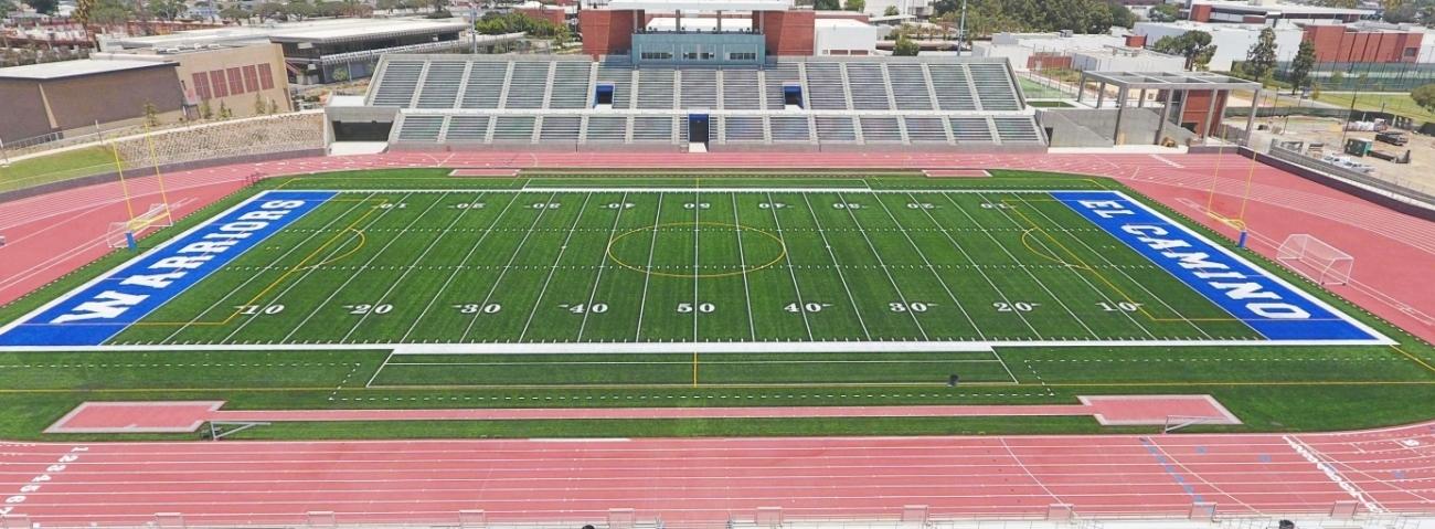 El Camino College >> El Camino College Athletic Education Fitness Complex And Murdock