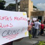 Funcionários e familiares de pacientes protestam contra fechamento do IPP - SINDESEP