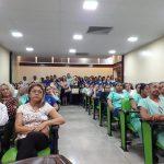 Reunião com trabalhadores da saúde do Hospital de Trauma de João Pessoa - SINDESEP