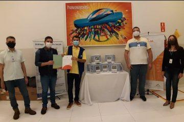 Hospital de Campanha de Campina Grande recebe doação de 10 respiradores - SINDESEP