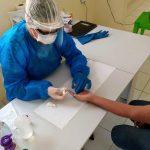 Covid-19: número de profissionais de saúde infectados sobe 153% - SINDESEP