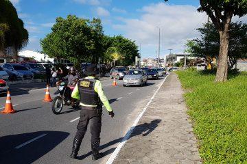 Ministério Público recomenda que PM e GCM não prendam nem autuem pessoas em barreiras sanitárias - SINDESEP