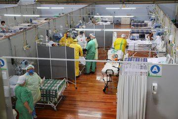 Profissionais de saúde afastados por covid-19 terão direito a gratificação de produtividade - SINDESEP