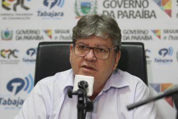 Governador diz que toda a população da Paraíba poderá ser vacinada até outubro - SINDESEP