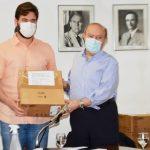 Fiep doa 15 aparelhos de respiração não invasiva para pacientes de covid-19 em Campina Grande - SINDESEP