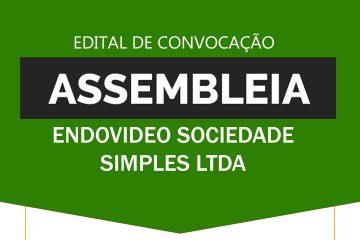 Edital de Convocação de Assembleia Virtual dos Empregados da Endovídeo - SINDESEP