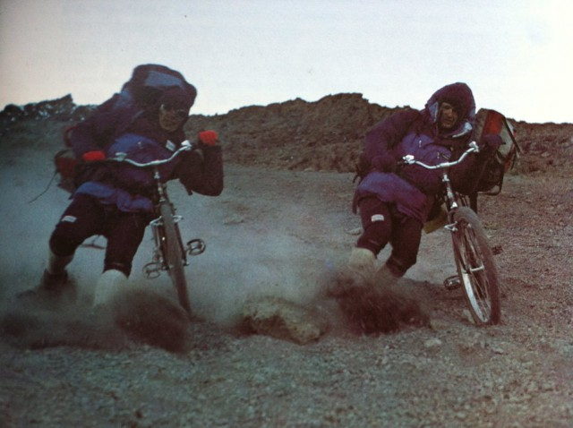 Enduro, before it was cool